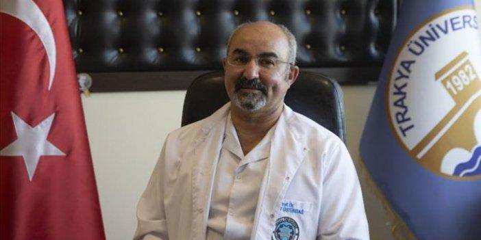 Prof. Dr. Sedat Üstündağ açıkladı. Her mevsim yeteri kadar tüketilmeli. Az alınırsa vücudun tüm fonksiyonlarını etkiliyor