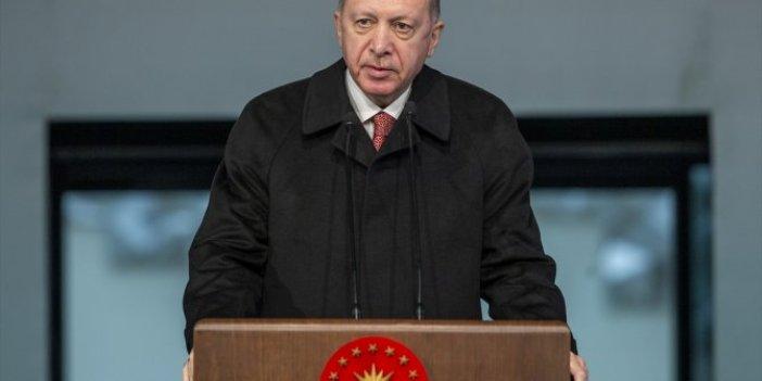 Merkez Bankası'nın kararı öncesi Erdoğan flaş faiz çıkışı