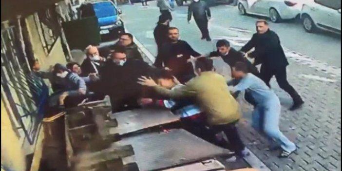 Esenyurt Meydan Muharebesi'nde mahalleli tekme tokat birbirine girdi