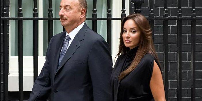 Aliyev'den Hollanda parlamentosunun kendisi ve eşi hakkındaki 'yaptırım' kararına tepki