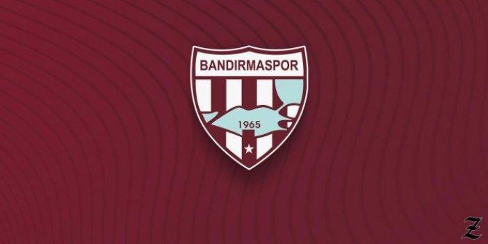 Bandırmaspor'da 2 futbolcu korona virüse yakalandı