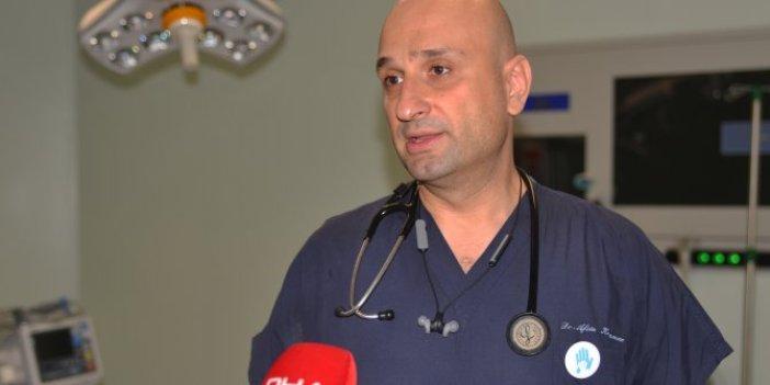 Bilim Kurulu Üyesi Afşin Emre Kayıpmaz alarm veren hastane gerçeğini açıkladı. Doktorlar artık bas bas bağırıyor