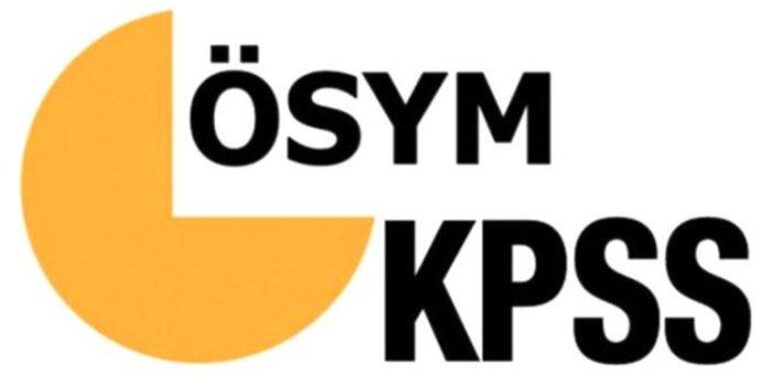 KPSS'ye gireceklere önemli duyuru!