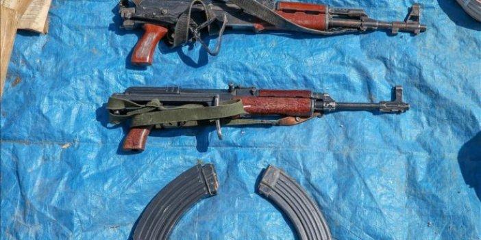 Cudi Dağı'nda 2 terörist öldürüldü