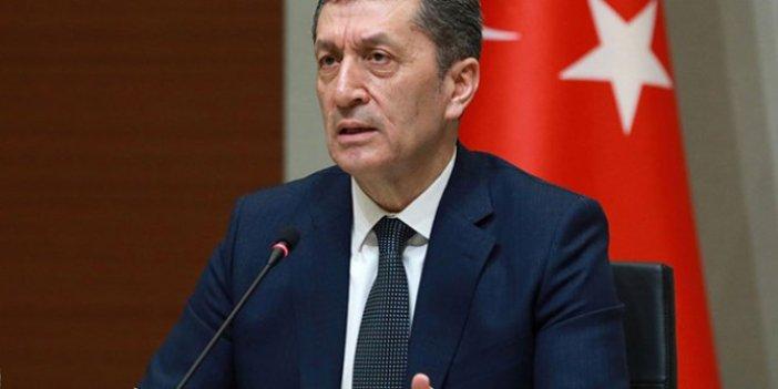 Milli Eğitim Bakanı Ziya Selçuk'tan milyonlarca aileyi ilgilendiren kreş açıklaması geldi