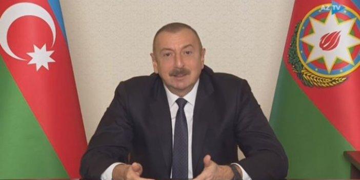 İlham Aliyev canlı yayında açıkladı