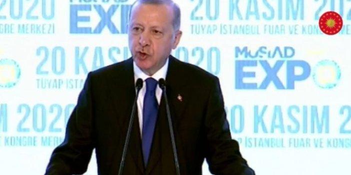 Cumhurbaşkanı Erdoğan: Bazı acı ilaçlar içmemiz gerekiyor