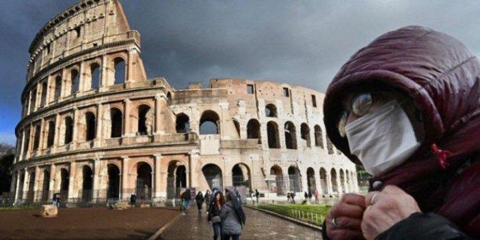 İtalya'da gerçekler korkmadan açıklanıyor, Bir günde koronadan bakın kaç kişi öldü!