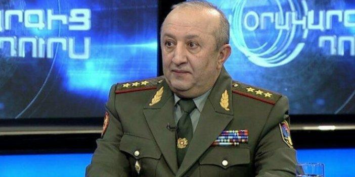 Ermeni general Movses Hakopyan'dan itiraf