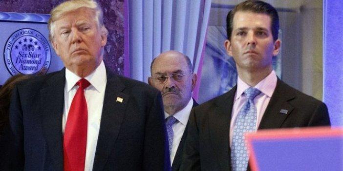 Trump'ın oğlu da koronaya yakalandı. Donald Trump Jr'ın testi pozitif çıktı
