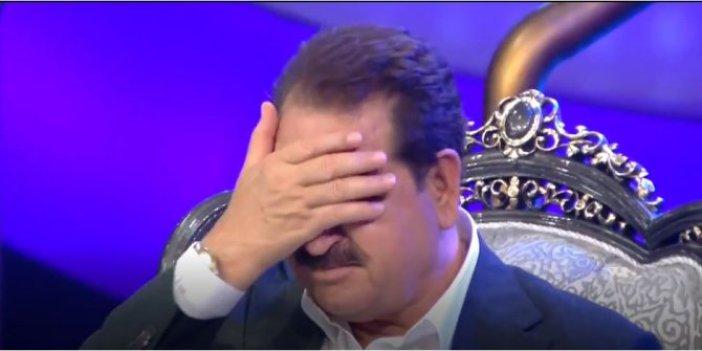 İbo Show'da İbrahim Tatlıses'i duygulandıran anlar: Hülya Avşar ile düet sırasında gözyaşlarını tutamadı