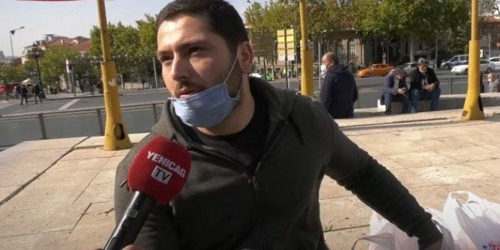 Yeniçağ TV'ye konuşan genç Türkiye'nin gündemine oturdu, doktora öğrencisi kabak çekirdeği satıyor