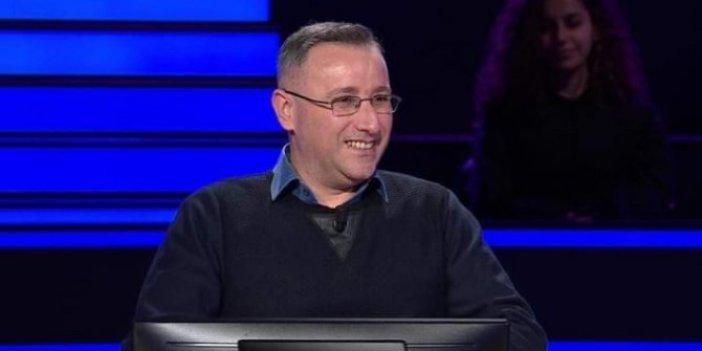 Kim Milyoner Olmak İster yarışmasındaki Serdar Mete kimdir. Kenan İmirzalıoğlu neden ağladı