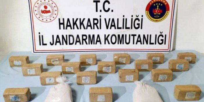 PKK'ya Hakkari'de büyük darbe