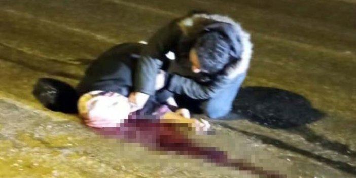 Gaziantep'te eşi tarafından araçtan aşağıya atılan Güllü Dokuyucu hayatını kaybetti