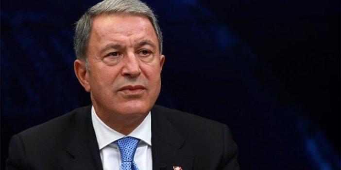 Bakan Akar'dan Türkiye-ABD ilişkileriyle ilgili açıklama