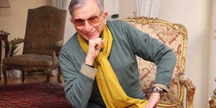 Duayen sanatçı Haldun Dormen üzücü haberi bu sözlerle verdi. Haldun Dormen korona virüse yakalandı