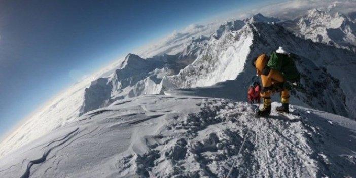 Everest Tepesi'nde çıkacağı kimsenin aklına gelmezdi. Araştırmayı yapanlar bile analiz sonucuna şaşırdı