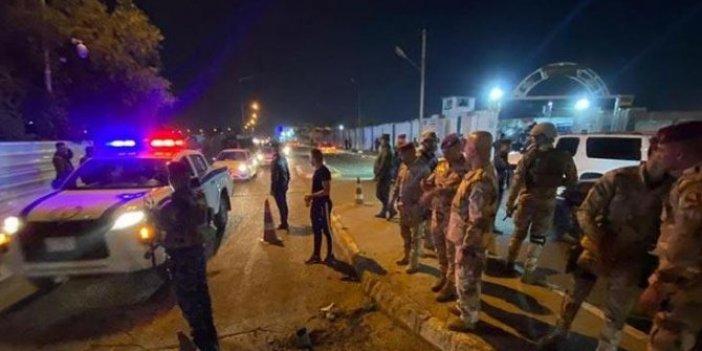 Irak'ta polislere tuzak kurdu. DEAŞ'lı teröristler saldırdı