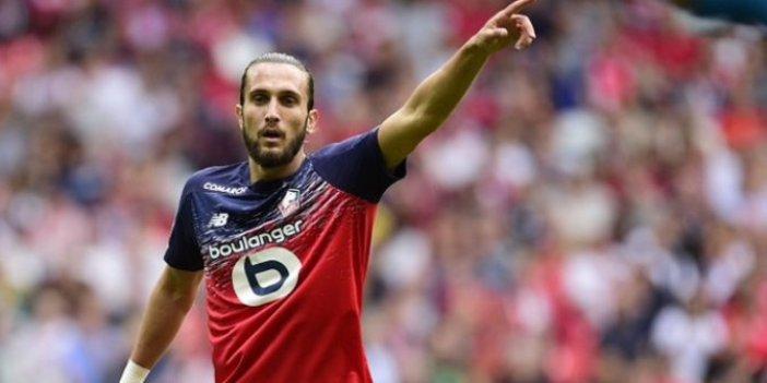 Lille'de Yusuf Yazıcı golleri sıraladı