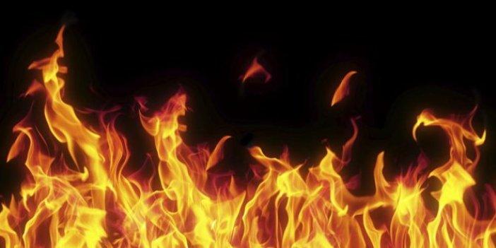 8 kişi diri diri yanarak öldü