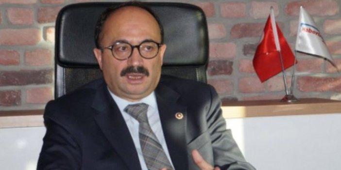 AKP Milletvekili Osman Mesten'in testi pozitif çıktı