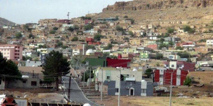 Mardin'de 4 kırsal mahallede sokağa çıkma yasağı