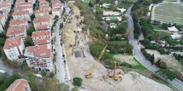 Herkes depremi konuşurken Avcılar'da bir mahalle denize kayıyor