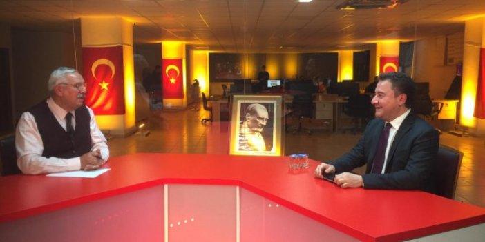 DEVA Partisi Genel Başkanı Ali Babacan Merkez Bankası'ndaki hiç bilinmeyen gerçeği ilk kez Yeniçağ'a açıkladı