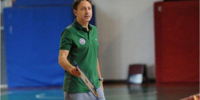 A Milli Basketbol Takım Teknik Direktörü Orhun Ene siftah yaptı
