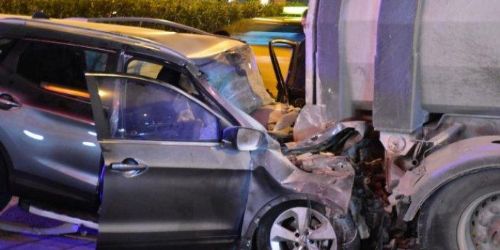 İzin gününde gelen facia. İzmir'de kazada polis memuru hayatını kaybetti