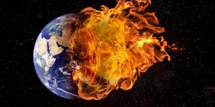 NASA tarih verip 20 şehri yok edebileceğini açıkladı. Jet hızıyla dünyaya yaklaşıyor