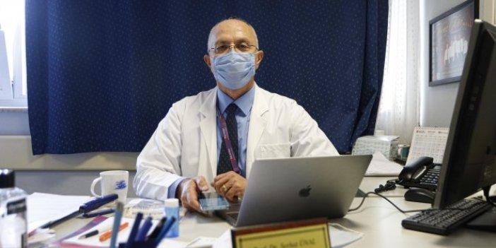 Bilim Kurulu Üyesi korona salgınının bitmesi için tek şartı açıkladı: Bu olursa maskeler çıkacak