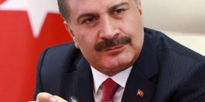 Fahrettin Koca kendi yaptığını unuttu, Fatih Altaylı'ya teşekkür etti