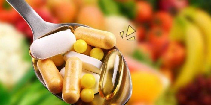 Uzmanından ezber bozan vitamin açıklaması. Diyetisyen Aysun Yurdakul madde madde sıraladı