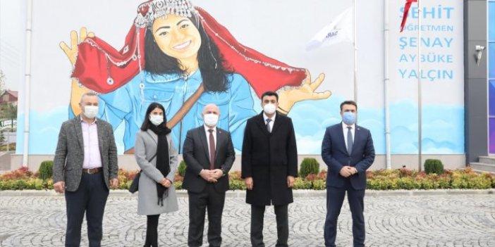Şehit Öğretmen Aybüke'nin adı Kocaeli'deki spor merkezinde yaşatılacak