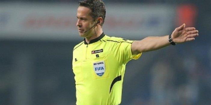 UEFA'dan Halis Özkahya açıklaması