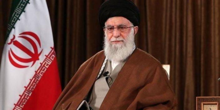 Hamaney: Müzakereler sonuç vermedi, yaptırımları etkisiz hale getirebiliriz