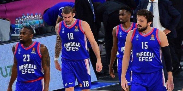 Euroleague'de kritik sınav. Anadolu Efes Kızılyıldız deplasmanına çıkıyor