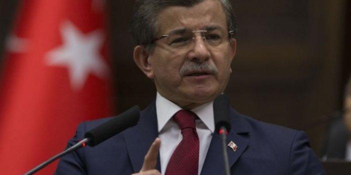 Ahmet Davutoğlu'ndan Tayyip Erdoğan'a Devlet Bahçeli'yle ilgili çok kritik soru