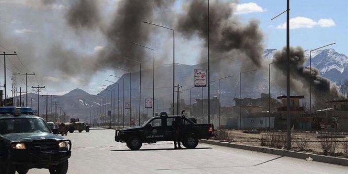 Afganistan'da mayın patladı. Ölü ve yaralılar var