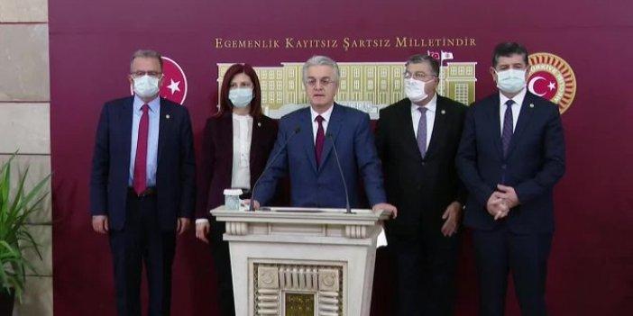CHP'li Kuşoğlu'ndan Bakanlığa büyük suçlama. Hiçbir ihale başladığı gibi bitmiyor