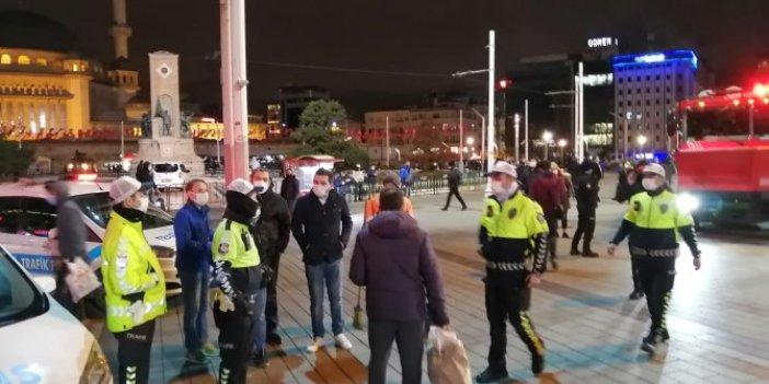 Taksim Metro İstasyonu kapatıldı