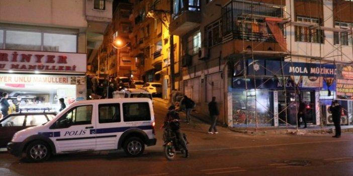 İzmir'de küfür kavgası 29 yaşındaki gencin hayatına mal oldu