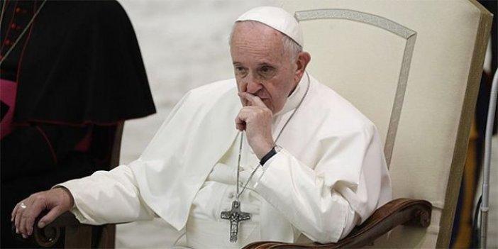 Papa'nın organizasyonundaki yolsuzluktan 15 yıl hapis cezası