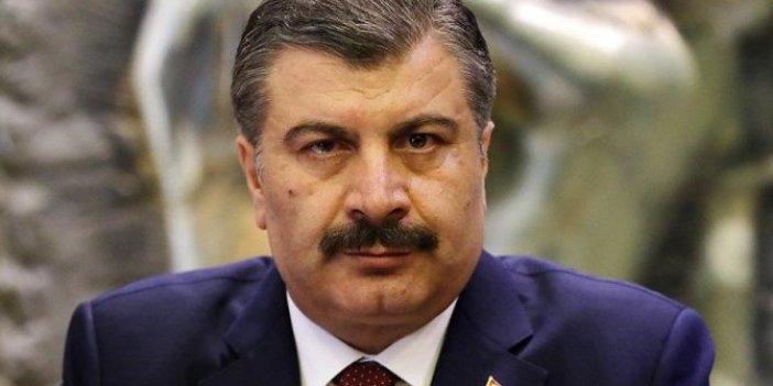 Sağlık Bakanı Fahrettin Koca istifaya çağrıldı! Türk Tabipler Birliği'nden açıklama