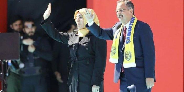 Mehmet Özhaseki ve eşi Neşe Özhaseki'den kötü haber