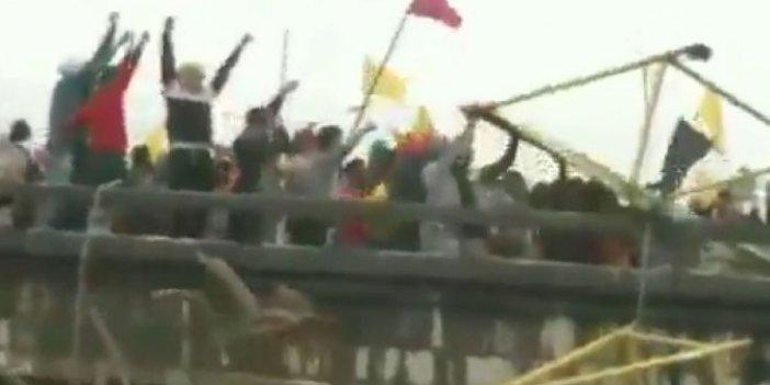Hindistan'da göstericilere sert müdahale