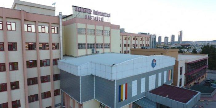Gaziantep'te doktorlardan immün plazma bağışı