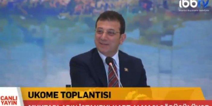 TCDD Bölge Müdürü Veysi Alçınsu'nun talebi Ekrem İmamoğlu'na 'pes' dedirtti